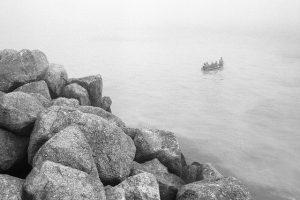 Saulnierville, Nouvelle-Écosse. Les Acadiens par François Carl Duguay chez La Ligne à Harde