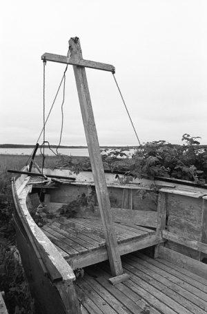 Wedgeport, Nouvelle-Écosse. Les Acadiens par François Carl Duguay chez La Ligne à Harde