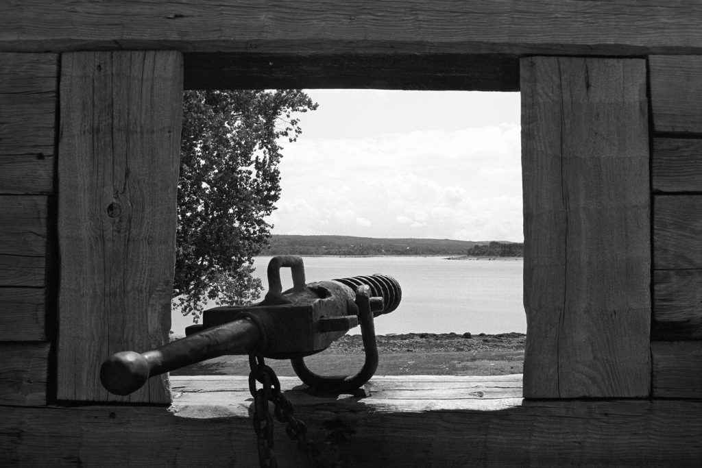Port-Royal, Nouvelle-Écosse, 2008. Photographie par François Carl Duguay.