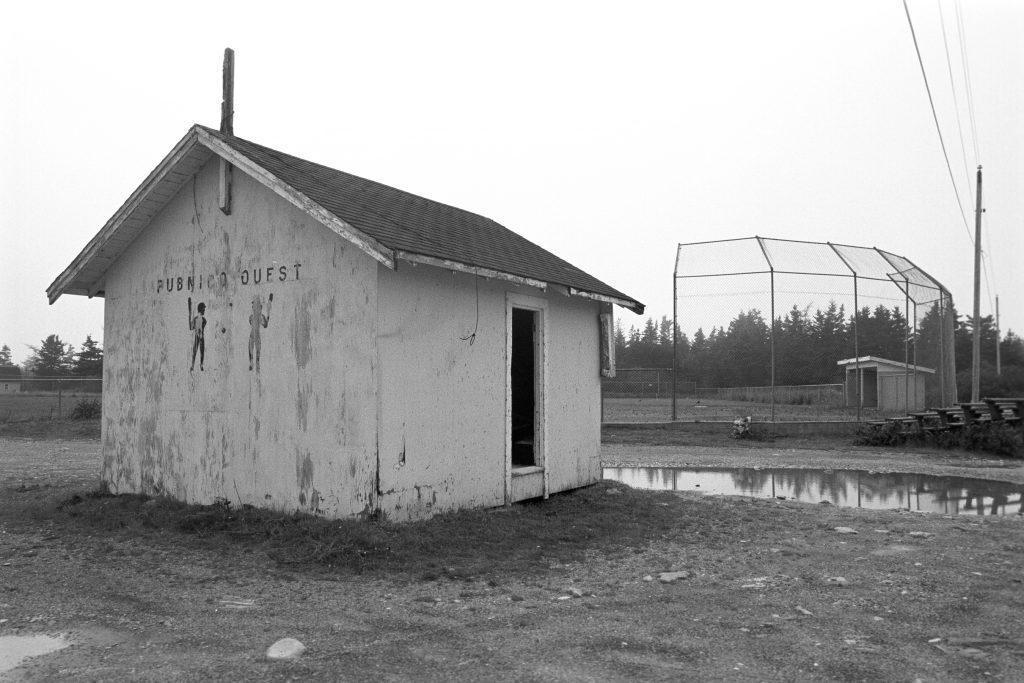 Pubnico-Ouest, Nouvelle-Écosse, 2008. Photographie par François Carl Duguay.
