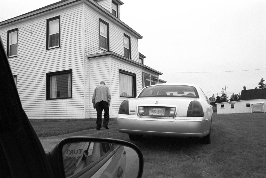 Wedgeport, Nouvelle-Écosse, 2008. Photographie par François Carl Duguay.