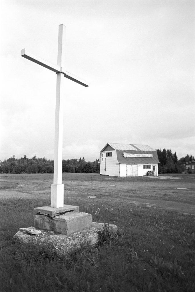 Pont-Landry, Nouveau-Brunswick, 2008. Photographie par François Carl Duguay.