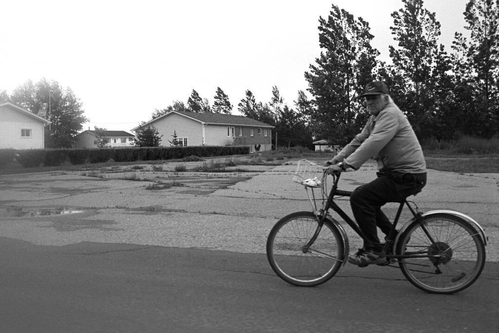 Pointe-Verte, Nouveau-Brunswick, 2008. Photographie par François Carl Duguay.
