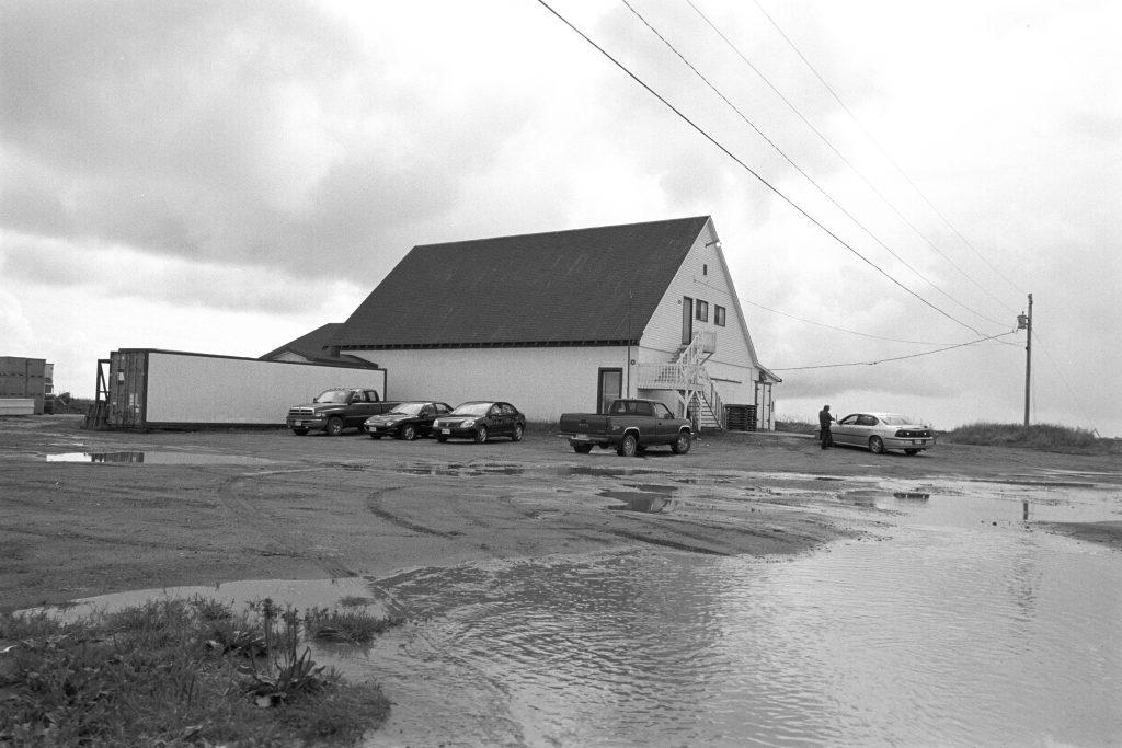 Le Goulet, Nouveau-Brunswick, 2008. Photographie par François Carl Duguay.