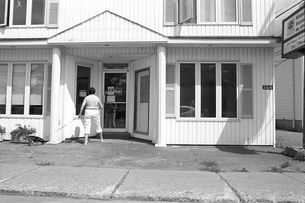 Shippagan, Nouveau-Brunswick, 2008. Photographie par François Carl Duguay.
