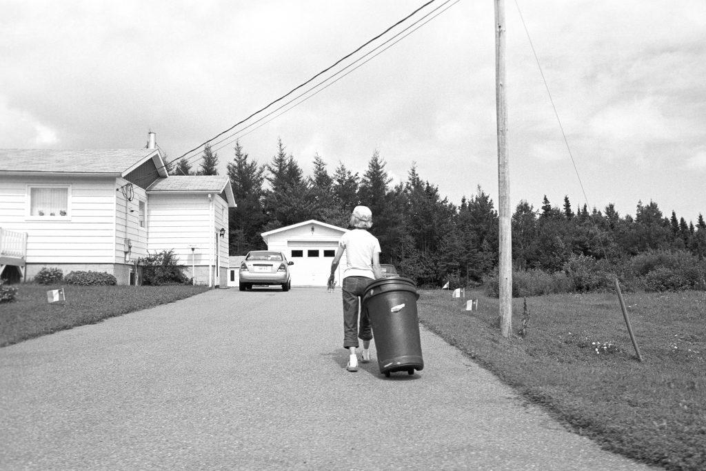 Sainte-Marie–Saint-Raphaël, Nouveau-Brunswick, 2008.  Photographie par François Carl Duguay.