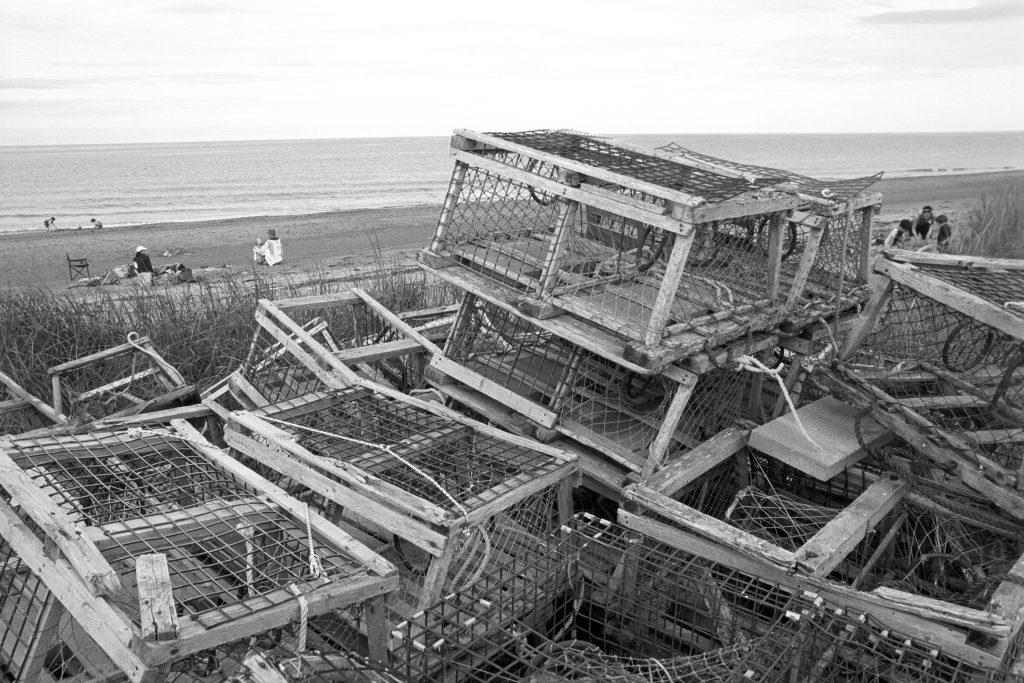 Île Miscou, Nouveau-Brunswick, 2008. Photographie par François Carl Duguay.