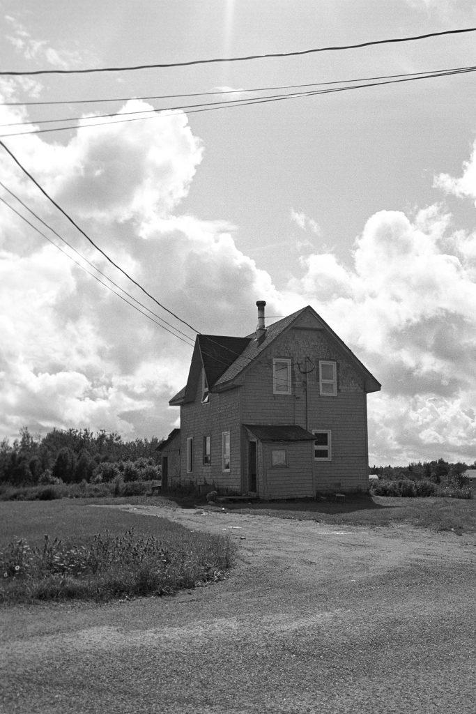 Pigeon Hill, Nouveau-Brunswick, 2008. Photographie par François Carl Duguay.