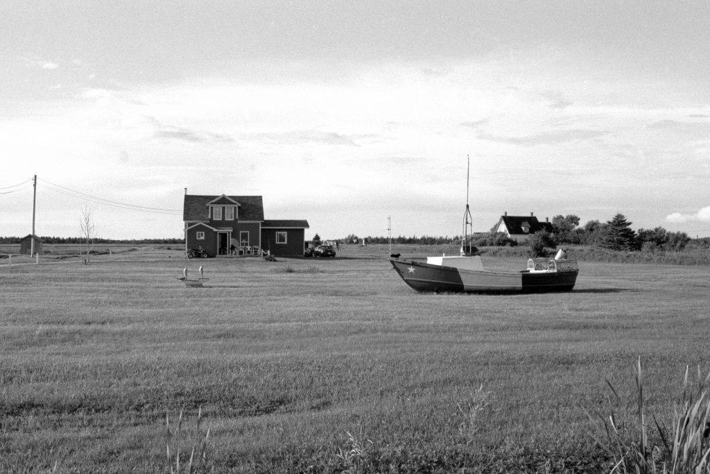 Petite-Rivière-de-l'Île, Nouveau-Brunswick, 2008. Photographie par François Carl Duguay.
