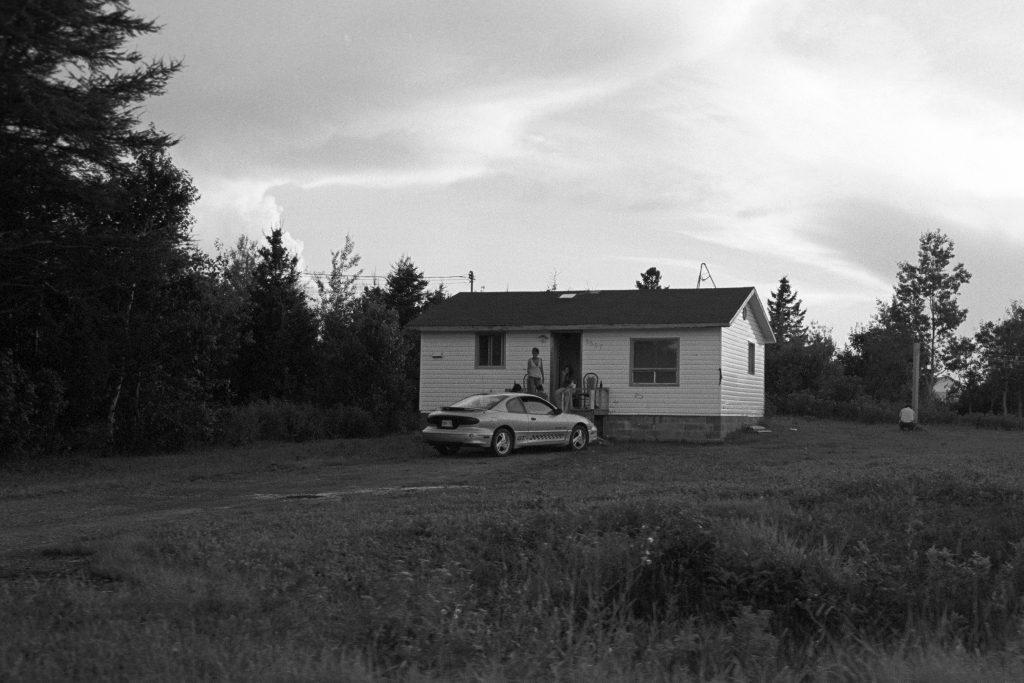 Petite-Lamèque, Nouveau-Brunswick, 2008. Photographie par François Carl Duguay.