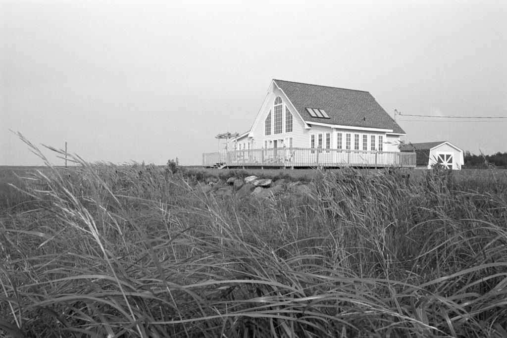 Baie-Sainte-Anne, Nouveau-Brunswick, 2008. Photographie par François Carl Duguay.