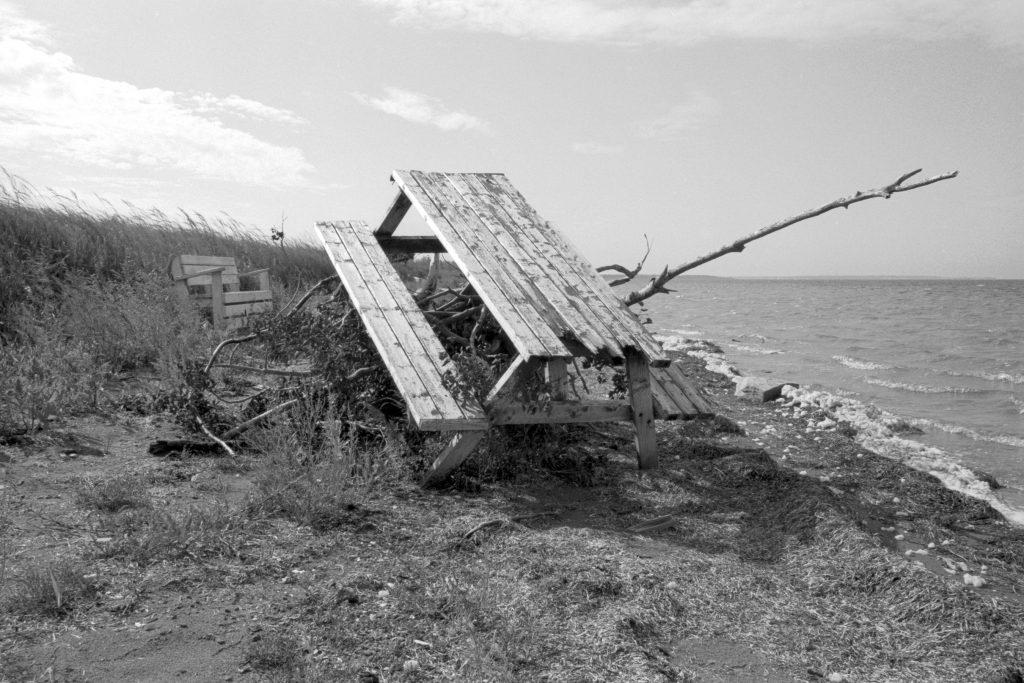 Baie-Egmont, Île-du-Prince-Édouard, 2008. Photographie par François Carl Duguay.