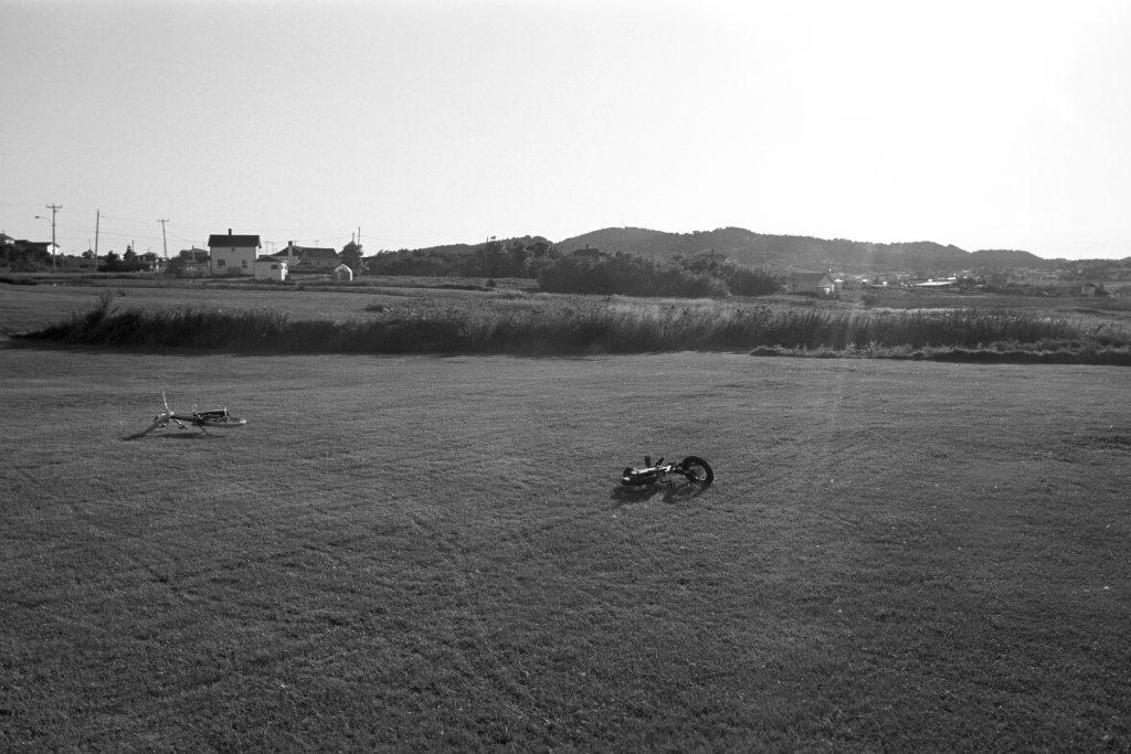 Cap-aux-Meules, Îles-de-la-Madeleine, 2008. Photographie par François Carl Duguay.