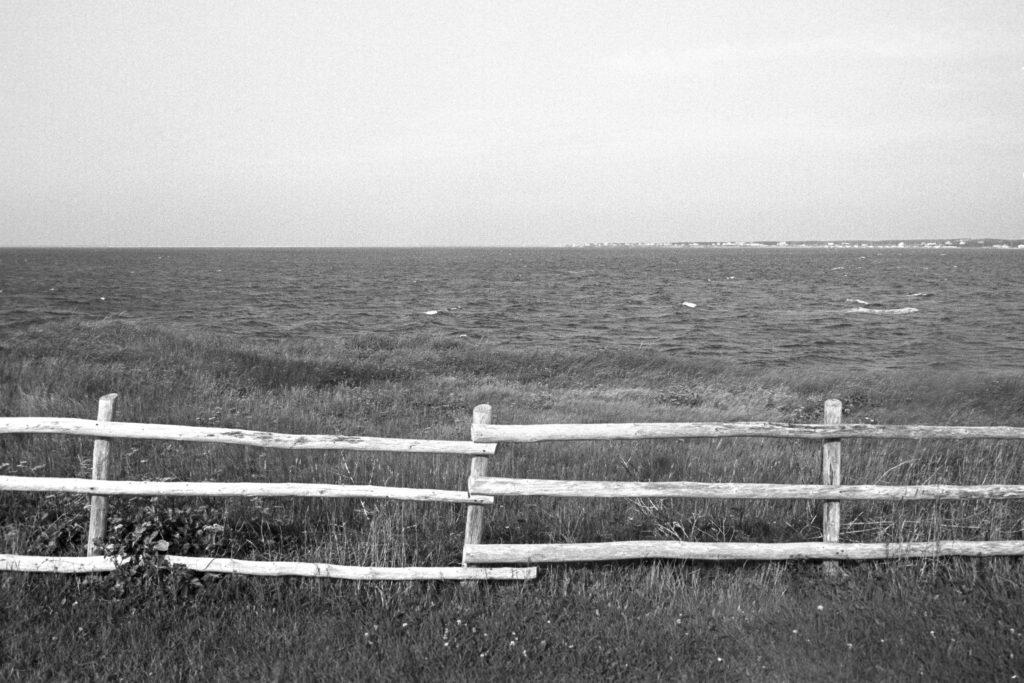 Gros-Cap, Îles-de-la-Madeleine, 2008. Photographie par François Carl Duguay.